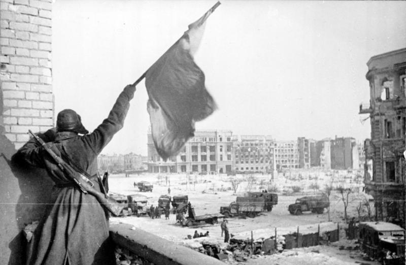 10 января 1943 года началась операция «Кольцо», поставившая точку в Сталинградской битве