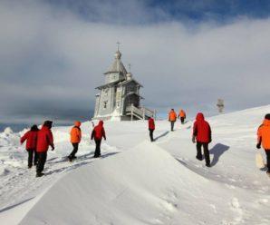 22 февраля 1968 года Советской Антарктической экспедицией основана антарктическая станция «Беллинсгаузен»