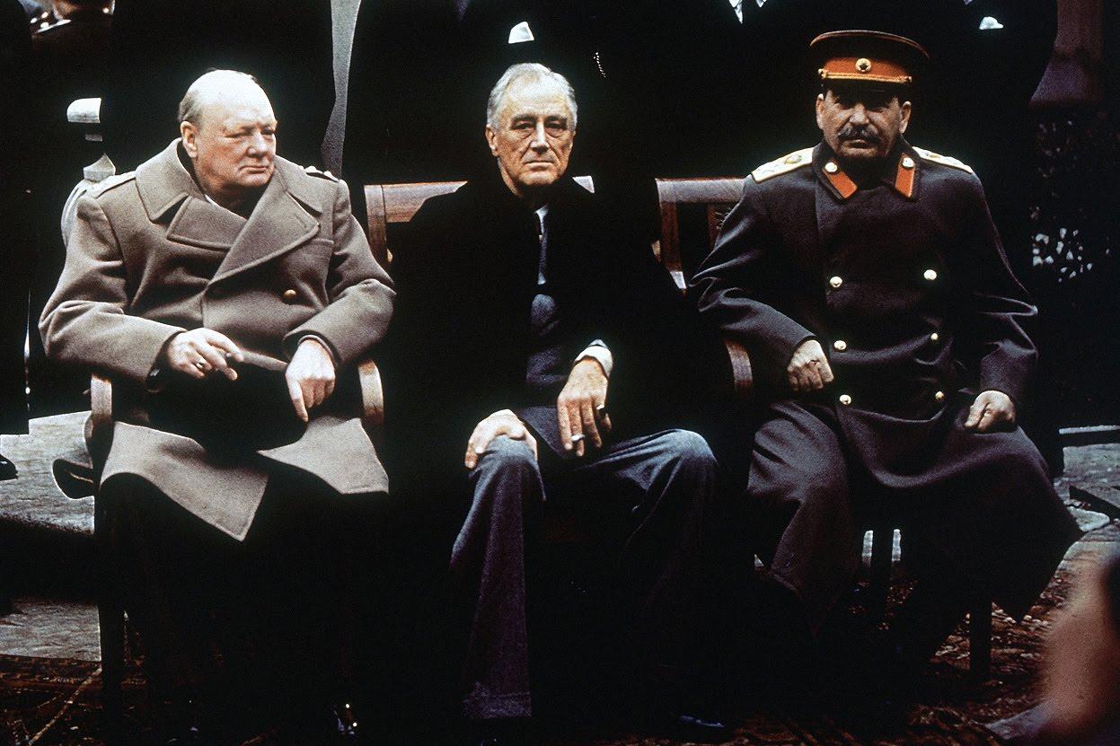 «Потомки аргонавтов»: 4 февраля 1945 года началась Ялтинская конференция союзных держав