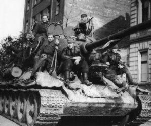 Победа после Победы: 11 мая 1945 года советские воска завершили освобождение Чехословакии