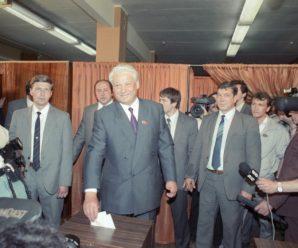 12 июня 1991 года — первые в российской истории выборы президента