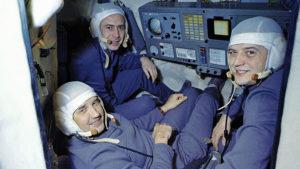 Гибель экипажа «Союз – 11»