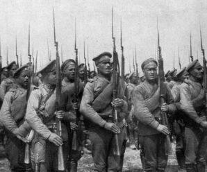 103 года назад началась Первая Мировая война