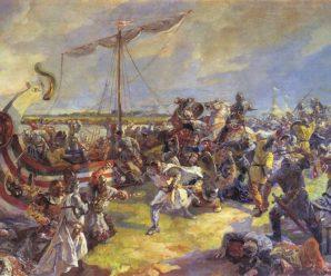 15 июля 1240 года произошла  битва у Невы