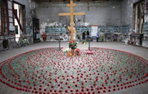 1 сентября 2004 года.Террористический акт в Беслане
