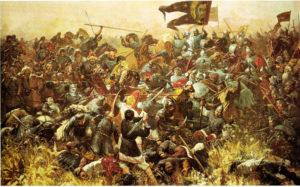 16 сентября 1380 года. Победа русских воинов в Куликовской битве