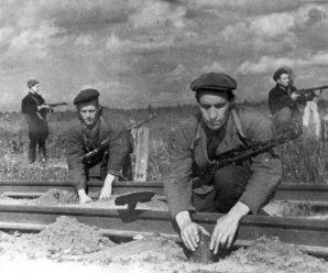 19 сентября 1943 года. Началась партизанская операция «Концерт»