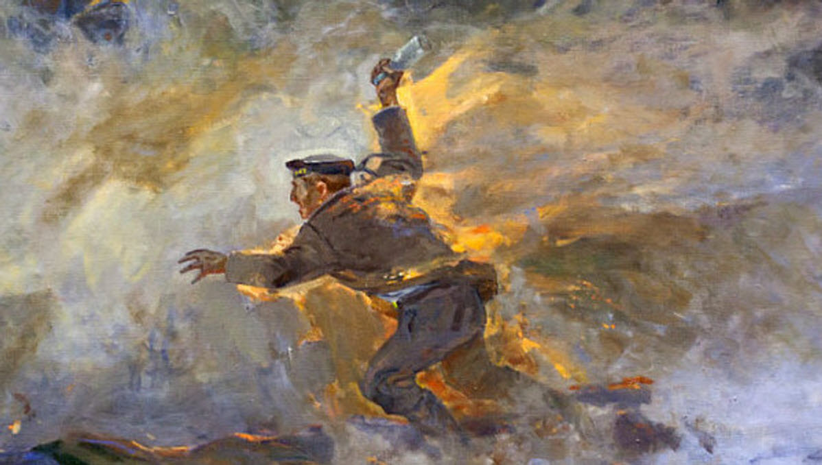 «Сталинградский Данко»