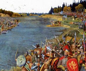 17 октября 1480 года началось знаменитое «стояние на Угре»