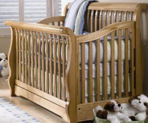 Преимущества использования детских кроваток из древесины