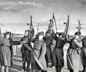24 ноября 1944 года. Завершение наступательной Прибалтийской операции