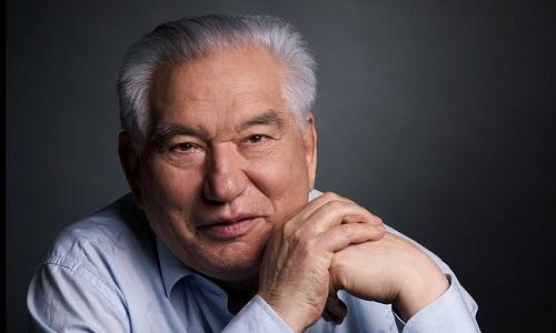 12 декабря 1928 года родился Чингиз Айтматов