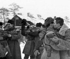 Ровно 75 лет назад была прорвана блокада Ленинграда