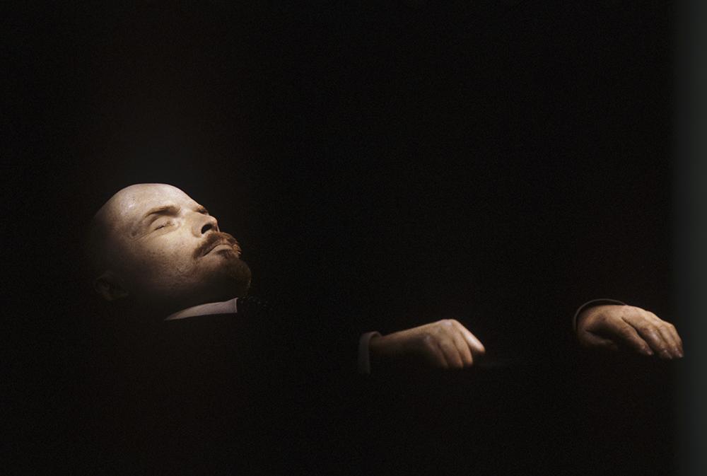 27 января 1924 года в Москве открыт Мавзолей Ленина