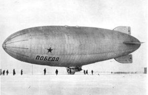 Как дирижабли воевали в Великой Отечественной Войне