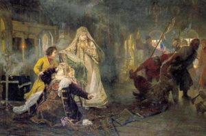 16 февраля 1722 года Петр I издал «Указ о наследии престола»