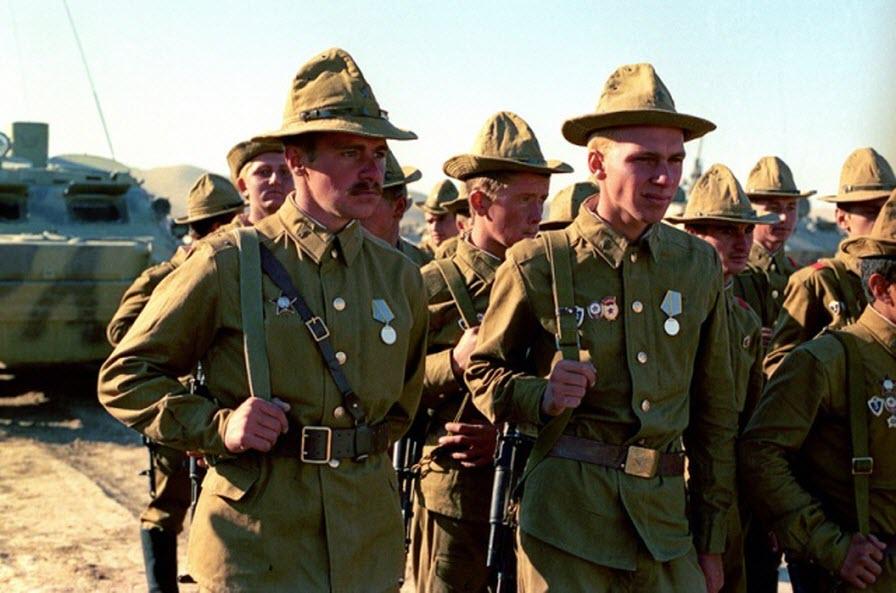 Как проходила подготовка советских солдат перед Афганом