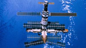 20 февраля 1986 года выведена на орбиту научная станция «Мир»