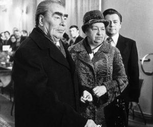 Первая леди - домохозяйка: какой была Виктория Брежнева