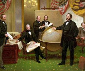 30 марта 1867 года подписан договор между Россией и США о продаже Аляски
