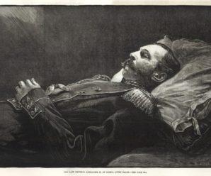 13 марта 1881 году убит российский император Александр II