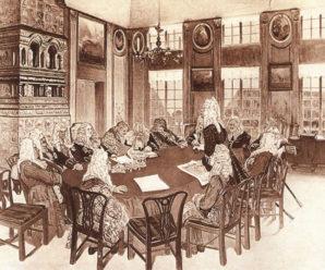 5 марта 1711 года указом Петра I учрежден Сенат