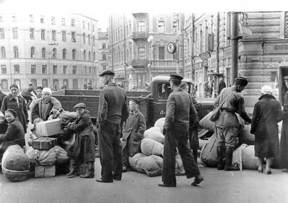 Первые годы СССР после войны