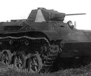 Как во время Великой Отечественной войны дети купили танк «Малютка»