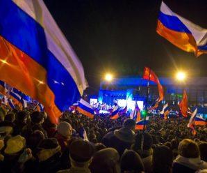16 марта 2014 года. День референдума в Крыму