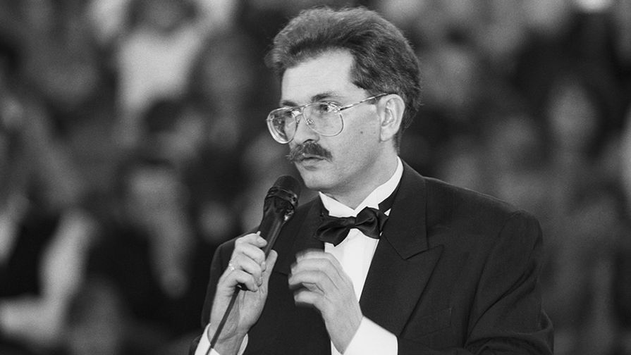 10 мая 1956 года родился Владислав Листьев
