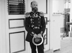 Как у русских моряков появился кортик