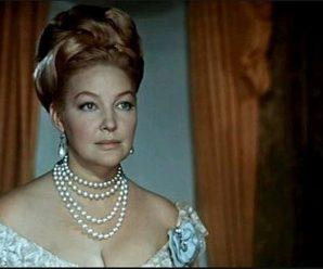 22 августа 1927 года родилась Ирина Скобцева