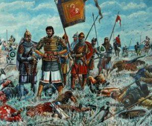 16 сентября 1380 года. Победа русских войск в Куликовской битве
