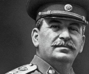 21 декабря 1879 родился Иосиф Сталин