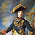 5 января 1762 год на российский престол вступил Петр III
