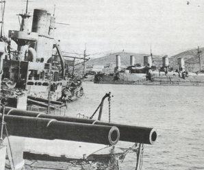 5 января 1905 года. Капитуляция крепости Порт-Артур