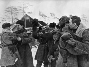 18 января 1943 года День прорыва блокады Ленинграда