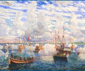 2 февраля 1701 года. Начало Балтийского флота