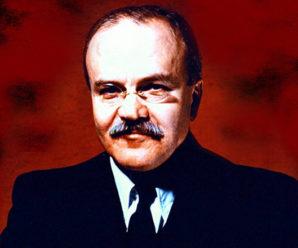 9 марта 1890 года родился Вячеслав Молотов