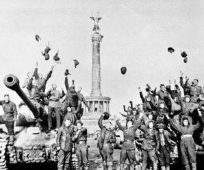 2 мая 1945 годаСоветские войска полностью овладели Берлином