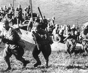 23 июня 1944 года началась операция «Багратион»