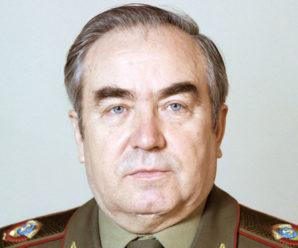 5 июля 1921 года родился Маршал и Герой Советского Союза Виктор Куликов