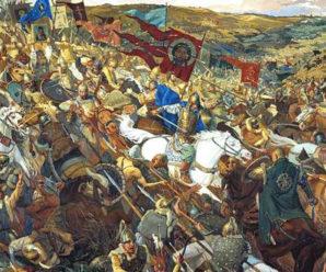 16 сентября 1380 года. Победа на Куликовом поле