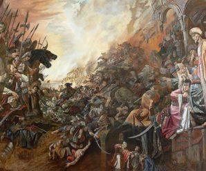 11 октября 1552 года войска Ивана Грозного взяли Казань