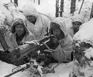 80 лет назад, 30 ноября 1939 началась советско-финская война — одна из самых трагичных для РККА