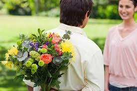 История букета. Происхождение традиции дарить цветы