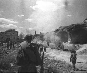 Сколько дней Красная Армия выбивала немцев из Брестской крепости…