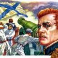 История русского Геркулеса, капитана Дмитрия Лукина