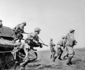 Рейд по тылам: как танковый корпус Баданова разгромил немецкий аэродром