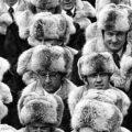 Производство меховых шапок в СССР